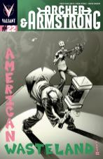 Archer & Armstrong #22