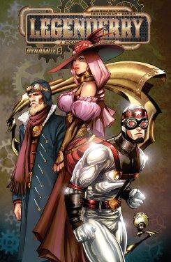 Legenderry: A Steampunk Adventure #5