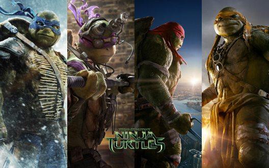 Teenage Mutant Ninja Turtles - Le film