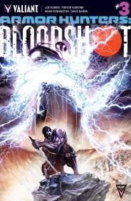 Armor Hunters: Bloodshot #3