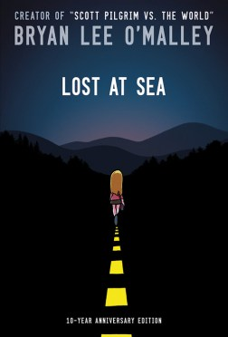 Lost At Sea 10th Anniversary Edition