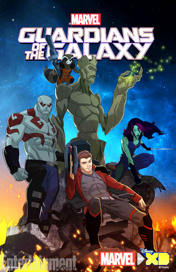 Guardians-of-the-Galaxy-animated-tv-series-d9059