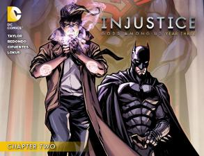 Injustice: Gods Among Us - Year Three #2