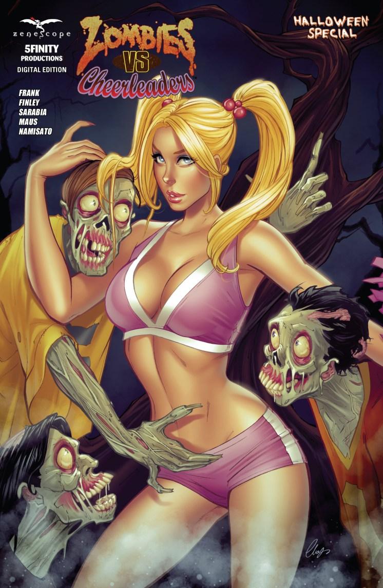 Zombies VS Cheerleaders Halloween Special