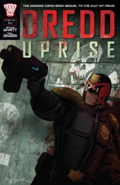 Dredd Uprise #1