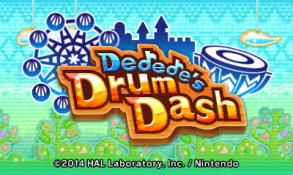 KTD_Dedede's_Drum_Dash_Title_Screen