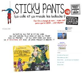 Sticky Pants