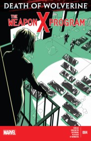 Death of Wolverine – The Weapon X Program #4