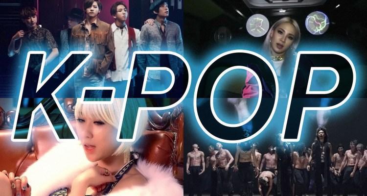 Vidéo K-Pop du 9 au 15 août 2015