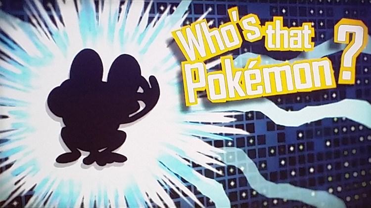 Quiz : Who's That Pokémon?