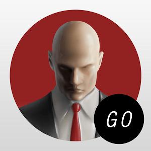 Hitman Go, logo