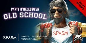 Party Halloween Old School