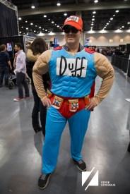 Photos du Comiccon de Québec