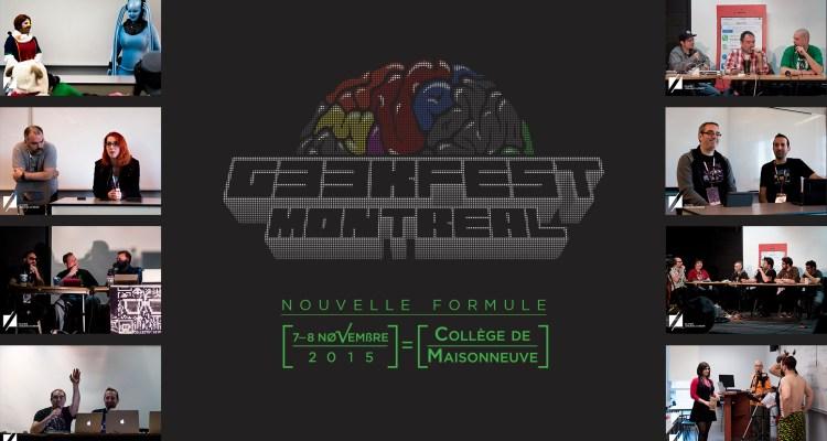 Geekfest : Résumé