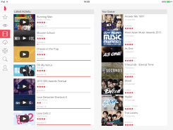 DramaFever - iPad
