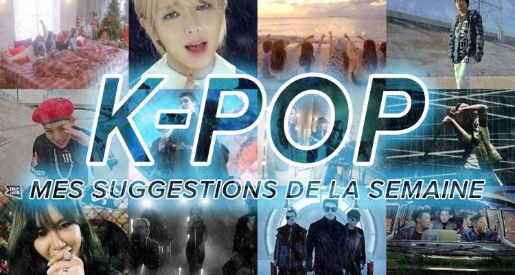 K-Pop 6 au 31 décembre 2015
