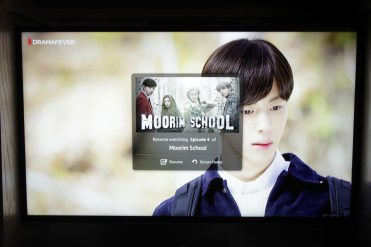 DramaFever - Samsung Smart TV
