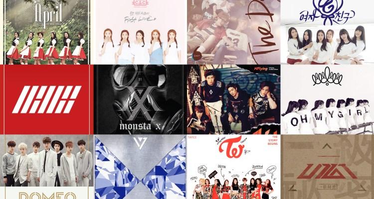 K-POP Rookies