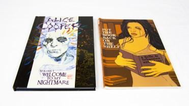 Comic Bento : Alice Cooper & Anthology