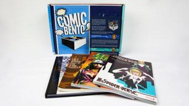 Comic Bento : Amped