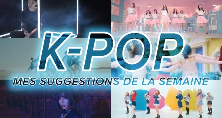 K-Pop du 20 au 26 mars 2016