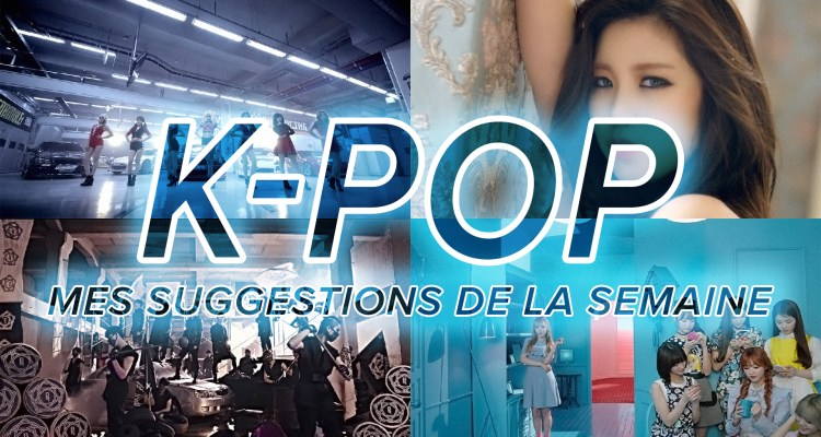 K-Pop du 27 mars au 2 avril 2016