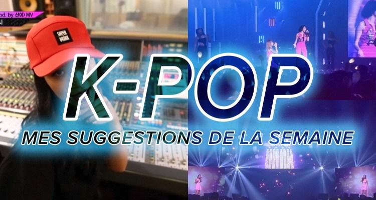 K-Pop du 28 août au 3 septembre 2016
