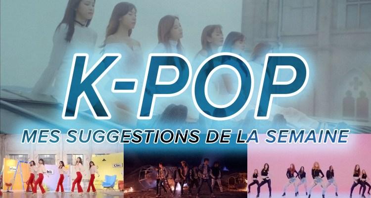 K-Pop du 25 septembre au 1er octobre 2016