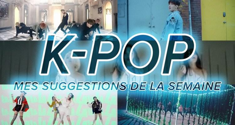 K-Pop du 9 au 15 octobre 2016