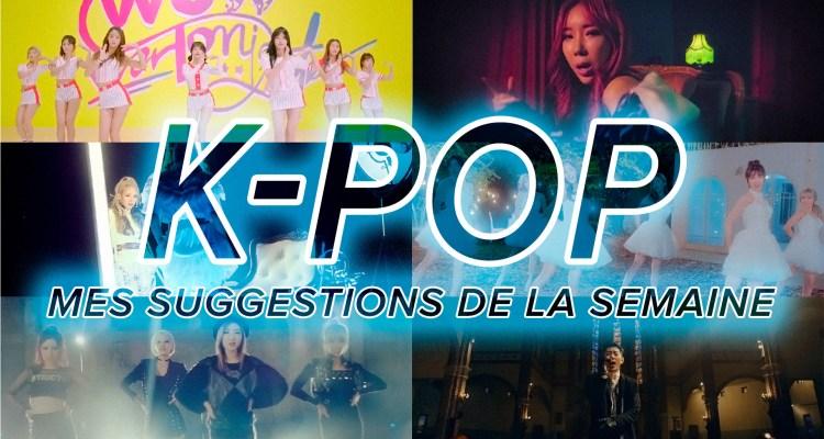 K-Pop du 27 novembre au 3 décembre 2016