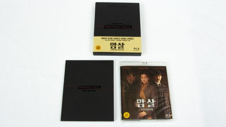 Assassination : Blu-Ray