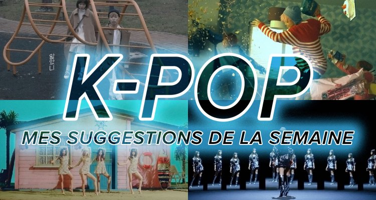 K-Pop du 12 au 18 février 2017