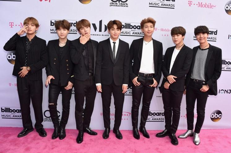 BTS aux Billboard Music Awards
