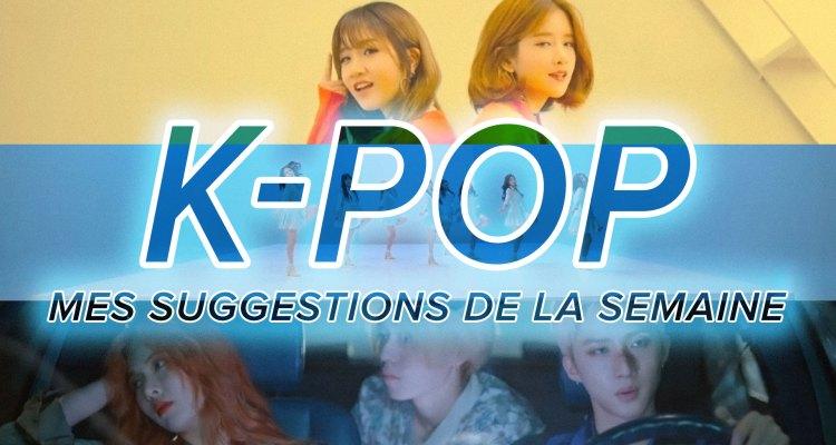 K-Pop du 30 avril au 6 mai 2017