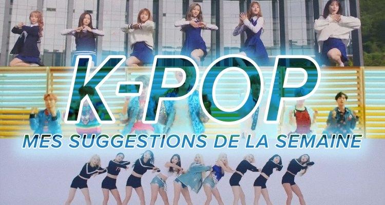 K-Pop du 17 au 23 septembre 2017