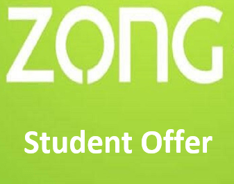 Zong Students Bundle/Offer for 2 Hour Package