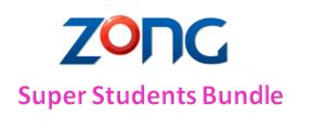 Zong Super Students Bundle 2021