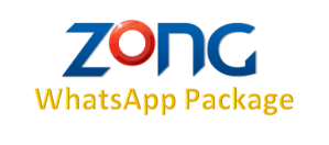 Zong Daily WhatsApp Package