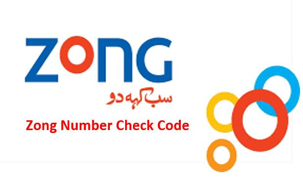 Zong Number Check Code