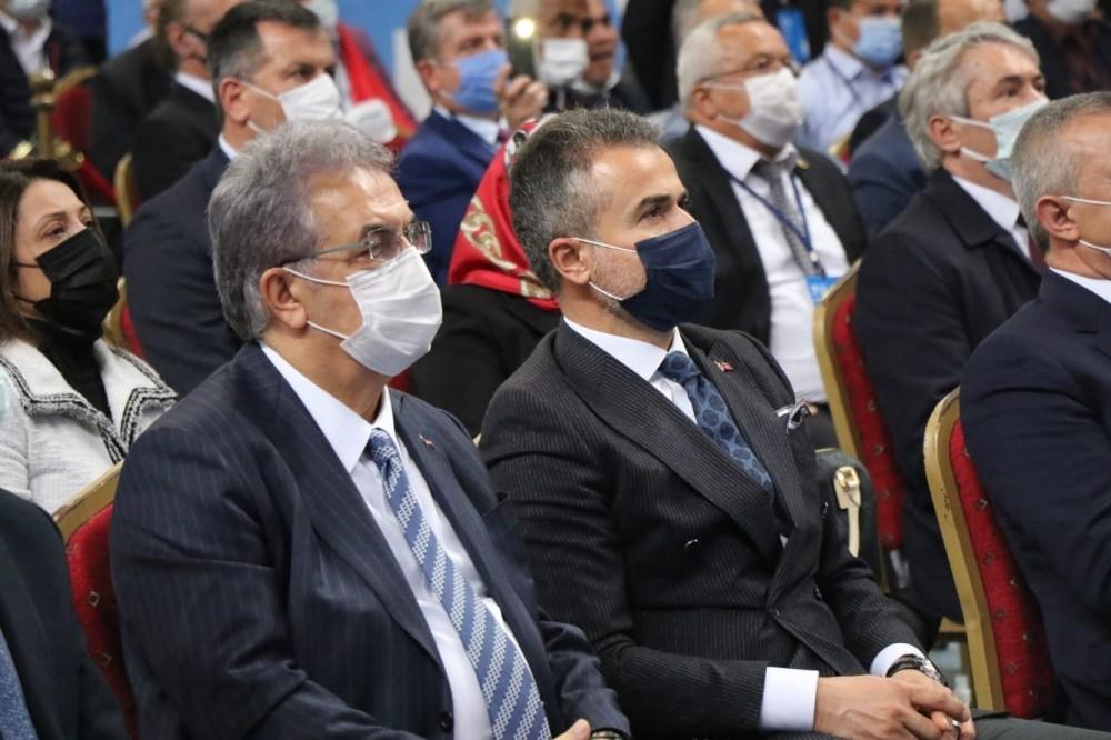 """AK Parti Genel Başkan Yardımcısı Yazıcı: """"Bu vatanı seven herkes bu anayasa çağrısına olur vermek zorundadır"""""""
