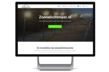 Zonnelichtmast.nl