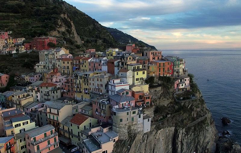 Naar welk land mag in reizen in Europa