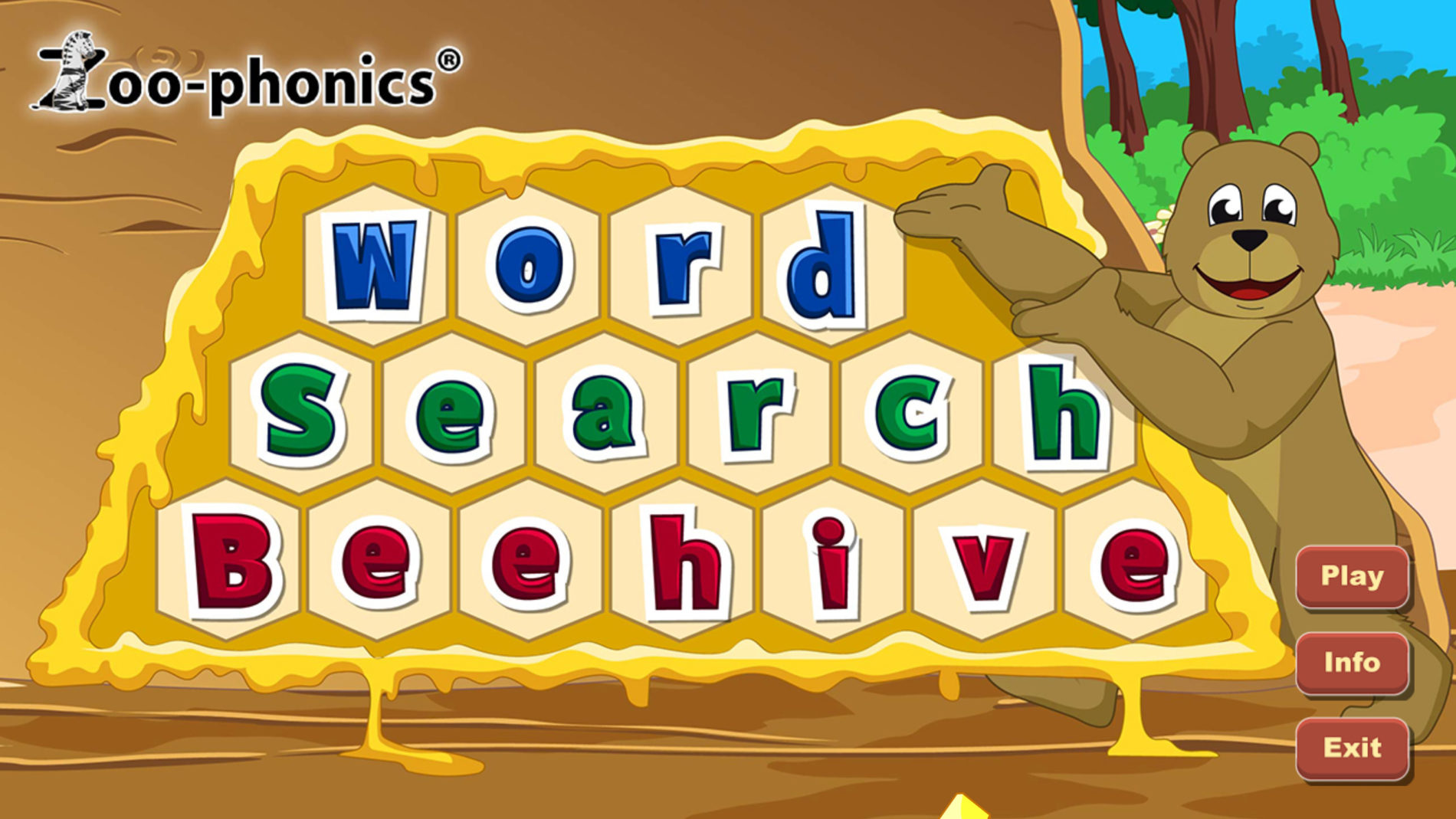 Read And Spell With Zoo Phonics Game 13
