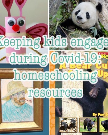 keeping kids engaged during covid-19 pandemic: homeschooling resources
