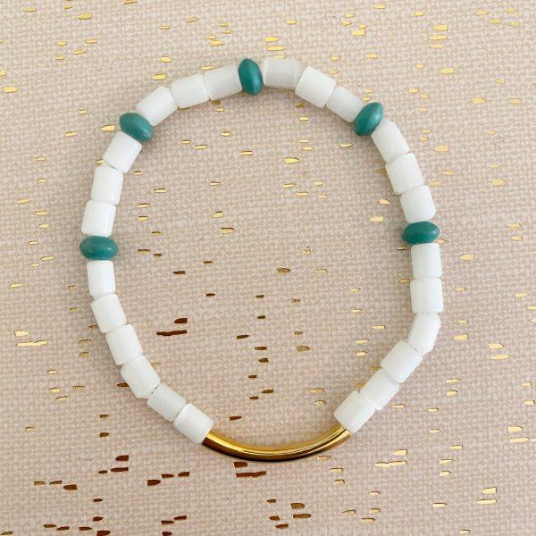Ray of Sunshine DIY bracelets