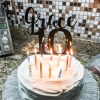 Grace10 cake topper name and number