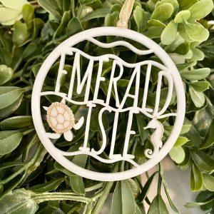 Emerald Isle ornament