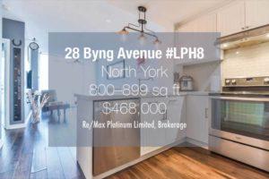28-Byng-Unit-LPH8-North-York-Zoocasa