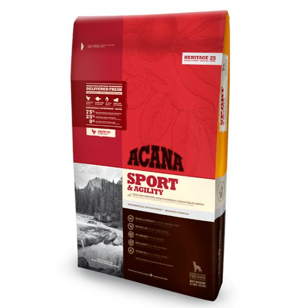 Acana Sport & Agility - 11,4 кг