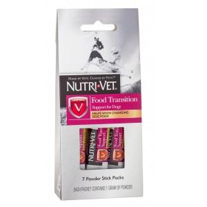 Nutri-Vet Food Transition Support